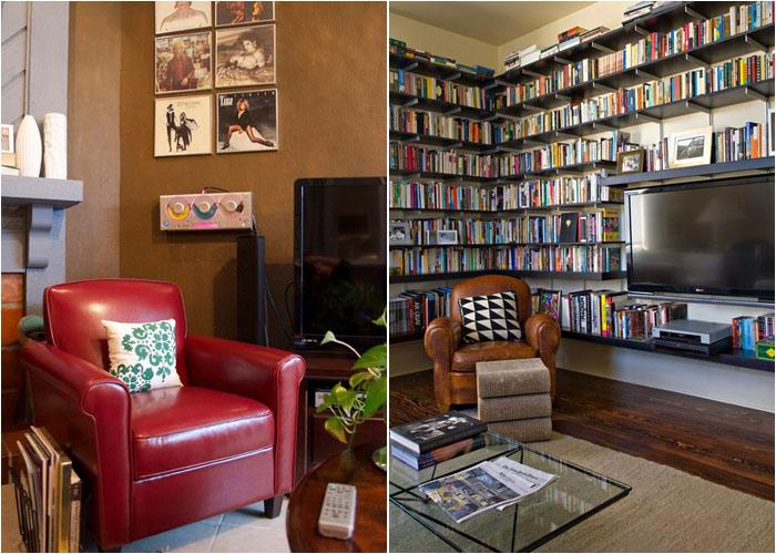 Интерьер гостиных от Sarah Greenman и studioWTA
