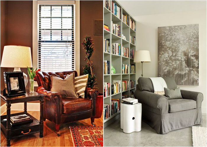 Интерьер гостиной от Redbud Custom Homes и JD Ireland Interior Architecture + Design