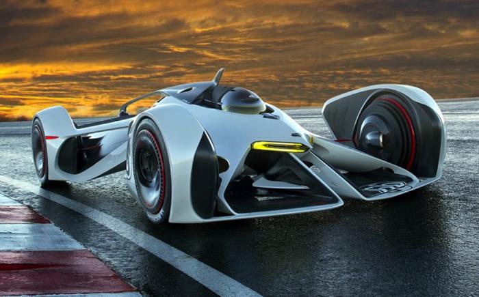 15 самых невероятных концептуальных автомобилей 2016 года