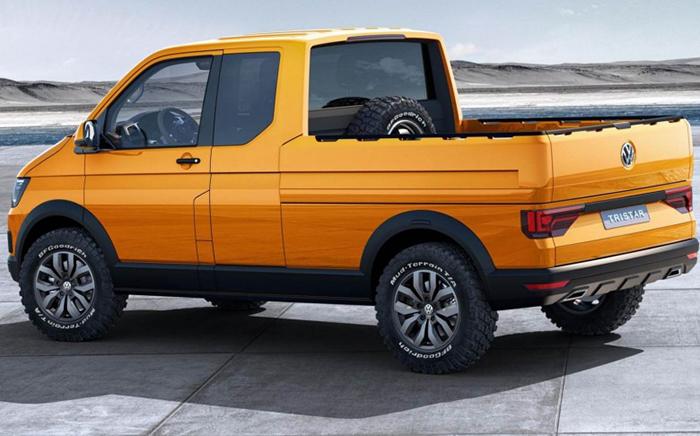 Volkswagen Tristar