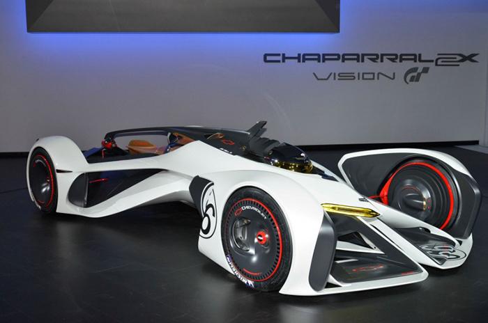 Chevrolet Chaparral 2X Gran Turismo