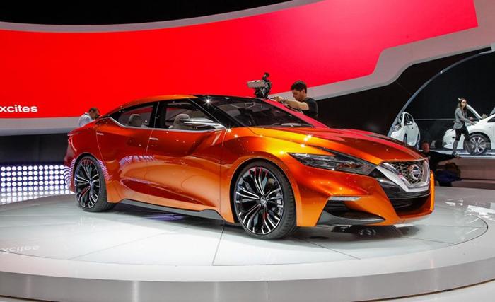 Nissan Sport Sedan