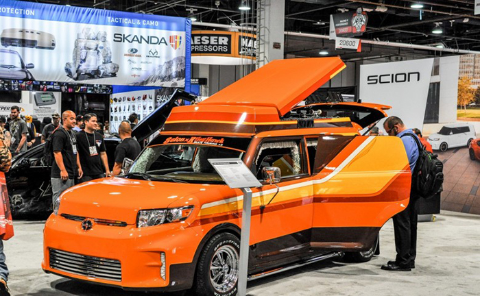 Scion x Riley Hawk Skate TourxB