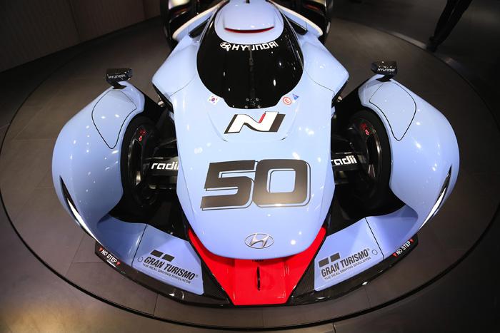 Hyundai N 2050 Vision Gran Turismo