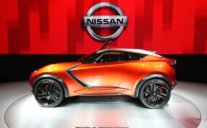 Nissan Gripz