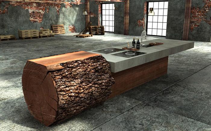 Кухня от Willi Bruckbauer