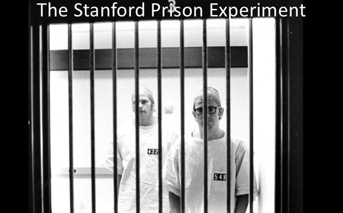 Эксперимент в тюрьме Стэнфорда