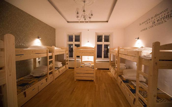 Хостел Greg & Tom Beer House Hostel, Краков, Польша