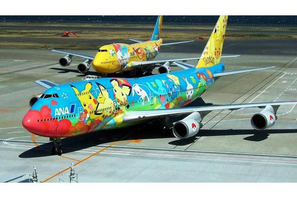 All Nippon Airways – Pokemon Jets