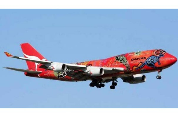 Qantas Airways Limited ‒ Wunala Dream