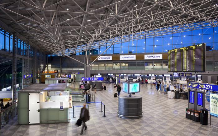 Аэропорт в Хельсинки, Финавиа