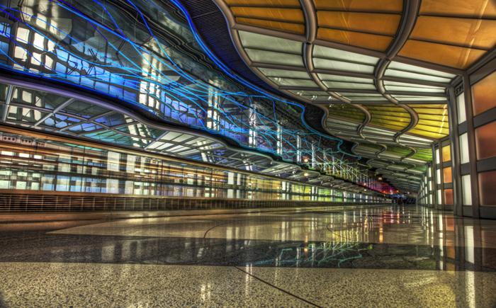 Аэропорт О'Хара, Чикаго