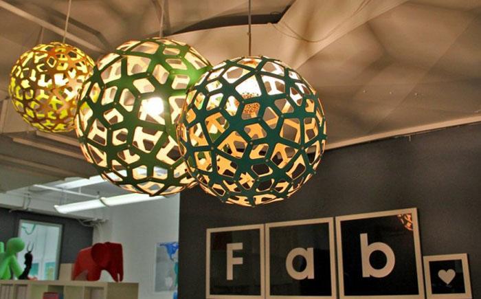 Офис Fab, Нью-Йорк