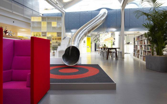 Офис Lego, Дания