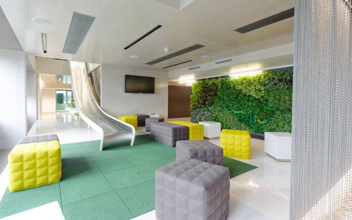 Офис Microsoft, Вена