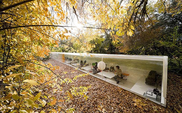 Офис Selgas Cano Architecture, Мадрид