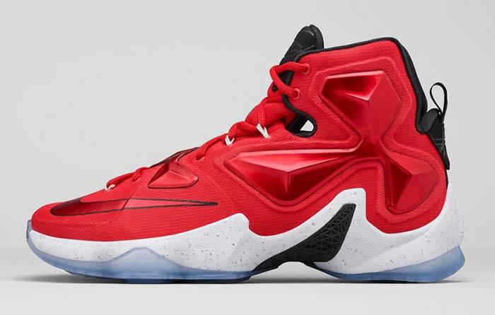 Модель Nike Lebron 13