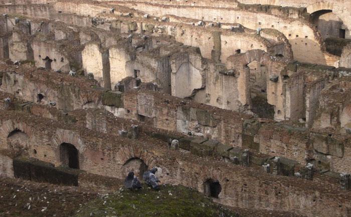 Катакомбы Рима, Италия