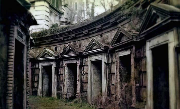 Катакомбы Хайгейтского кладбища