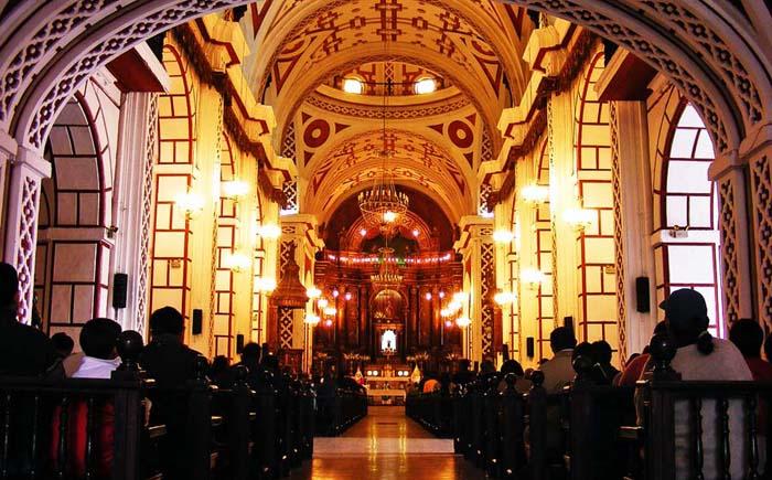 Монастырь святого Франциска, Лима
