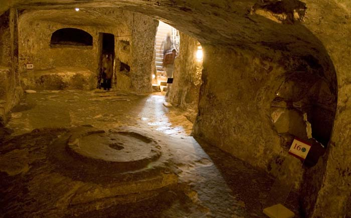 Катакомбы св. Павла, город Рабат, Мальта