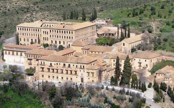 Аббатство Сакраменто, Испания