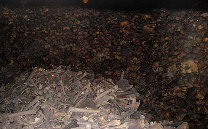 Катакомбы под собором святого Стефана, Австрия