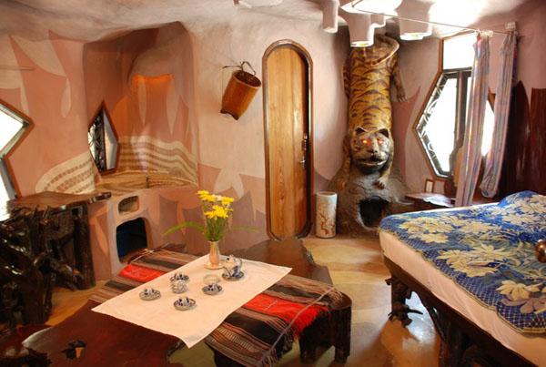 Тигриная комната
