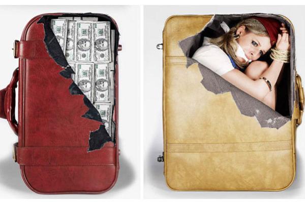 Стикеры для чемоданов
