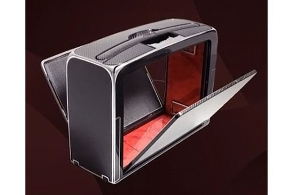 Двухсторонний чемодан от Henk Travelfriend