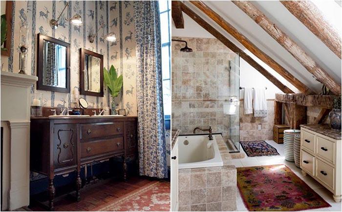 Сам себе дизайнер ванных комнат