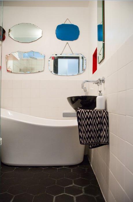 Ванна для малогабаритной ванной комнаты