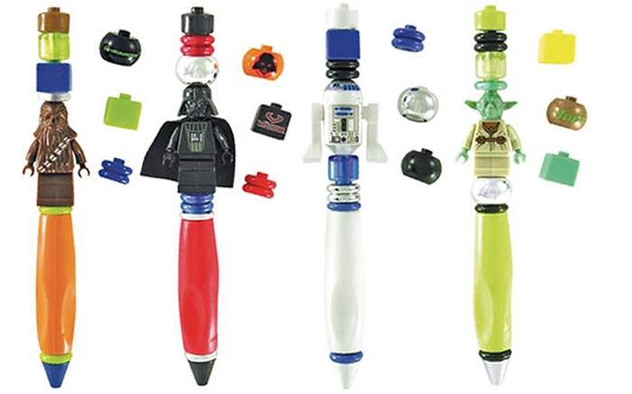 Ручка-лего «Звездные войны»