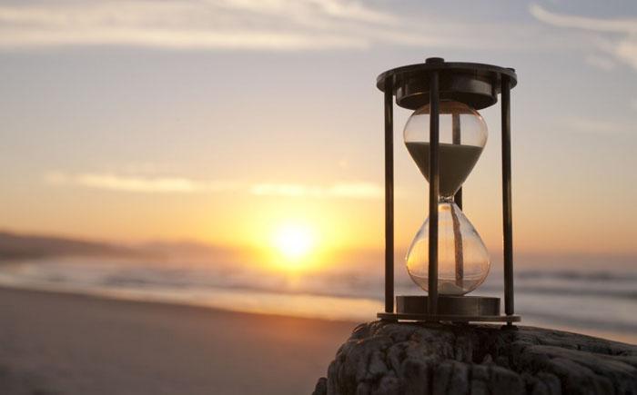 Часы с прахом