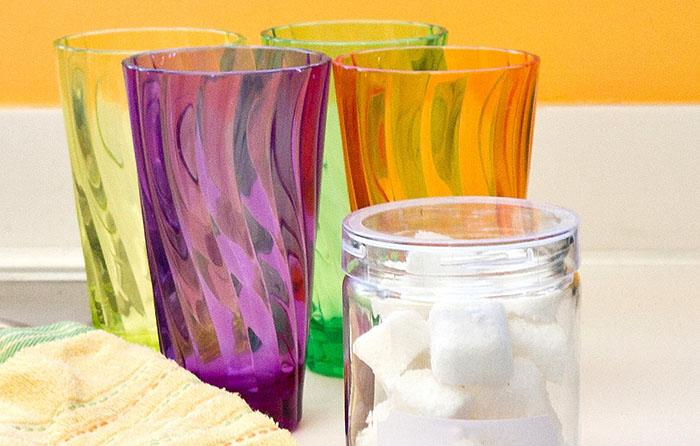 Безопасное средство для мытья посуды своими руками