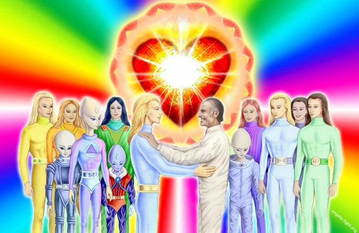 Люди Вселенной