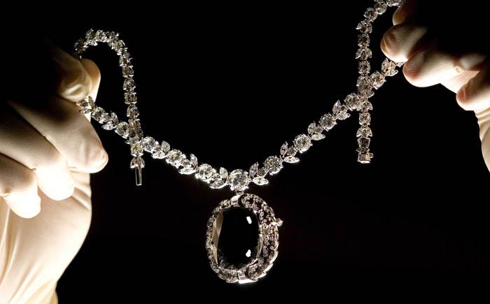 Проклятые легендарные бриллианты
