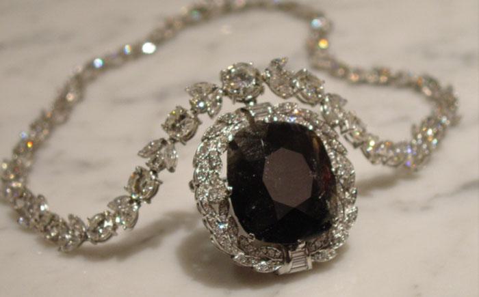 Черный бриллиант Орлова