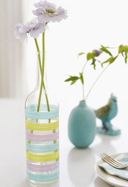Весёлая ваза от Schöne Frau