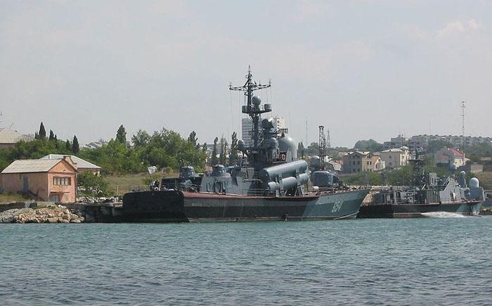 Бухта Щитовая – Россия