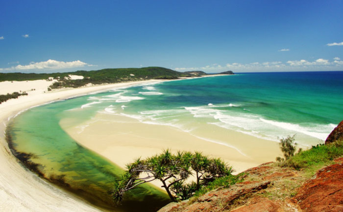 Остров Фрейзер – Австралия