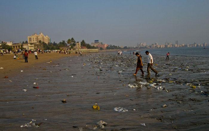 Пляж Чаупатти – Индия