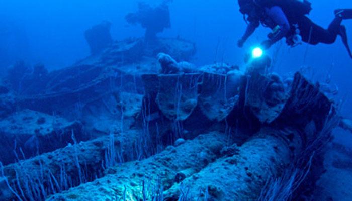 Атолл Бикини – Маршальские острова