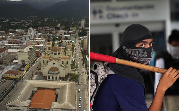 15 самых опасных городов в мире, куда лучше не приезжать