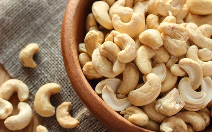 Орехи кешью из супермаркета