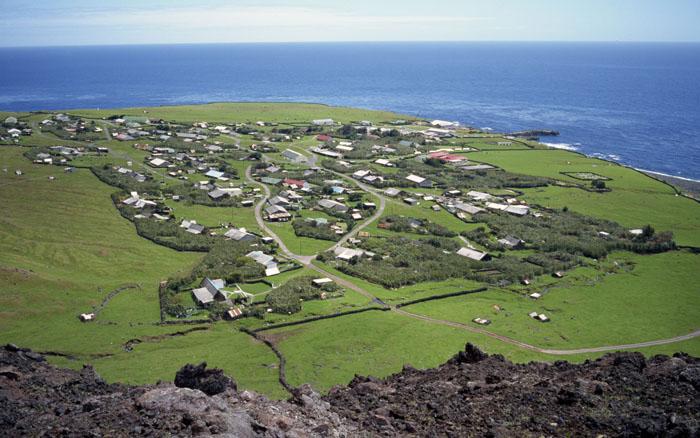 Исследование острова Тристан-да-Кунья