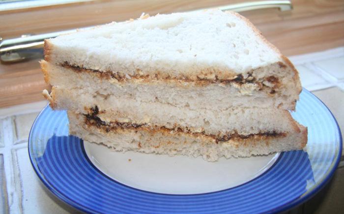 Бутерброд по-австралийски