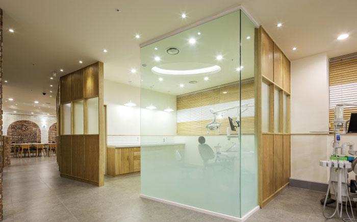 Потрясающие стоматологические клиники в которые захочется