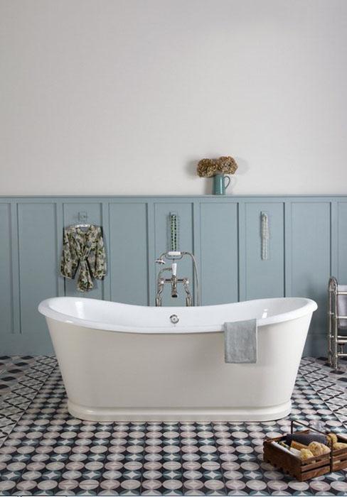 Интерьер ванной от  McCollum Interiors