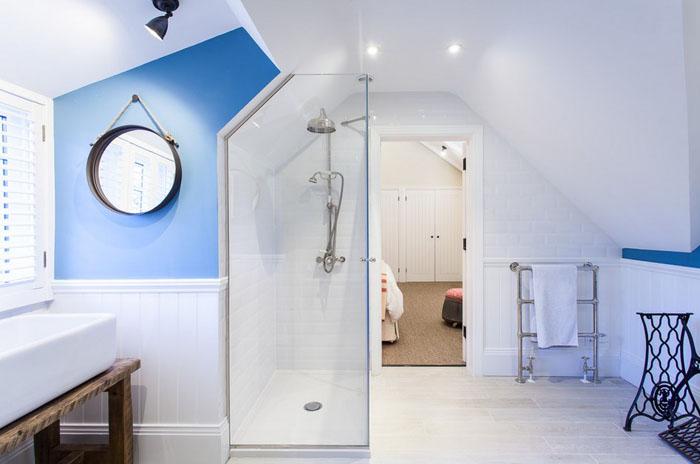 Интерьер ванной от Randell Design Group